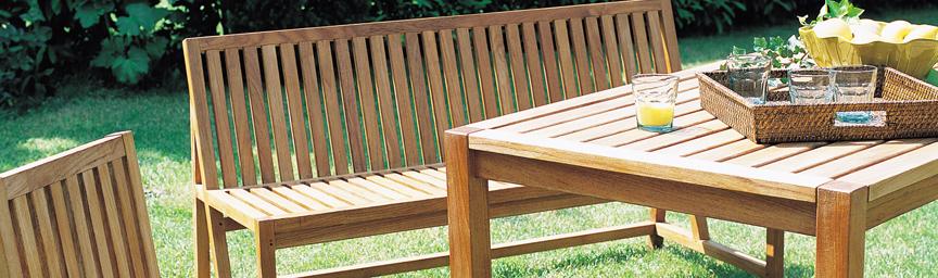 Projet Protéger et entretenir mobilier jardin bois
