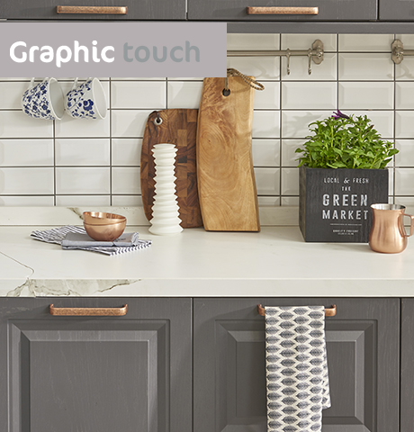 Style tendance graphic touch