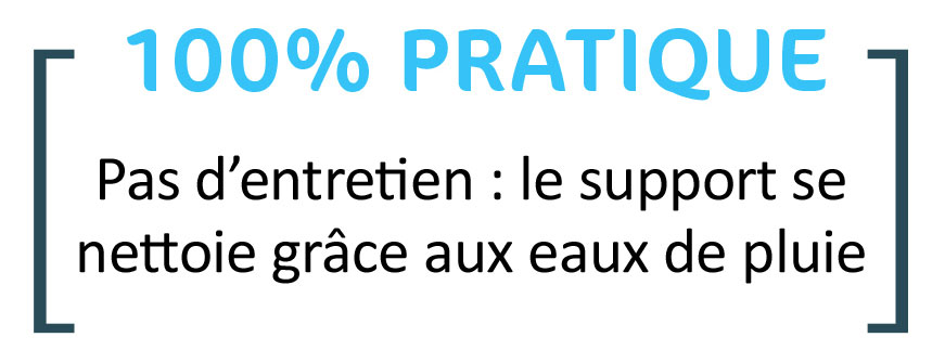 100% Pratique - Self Clean®