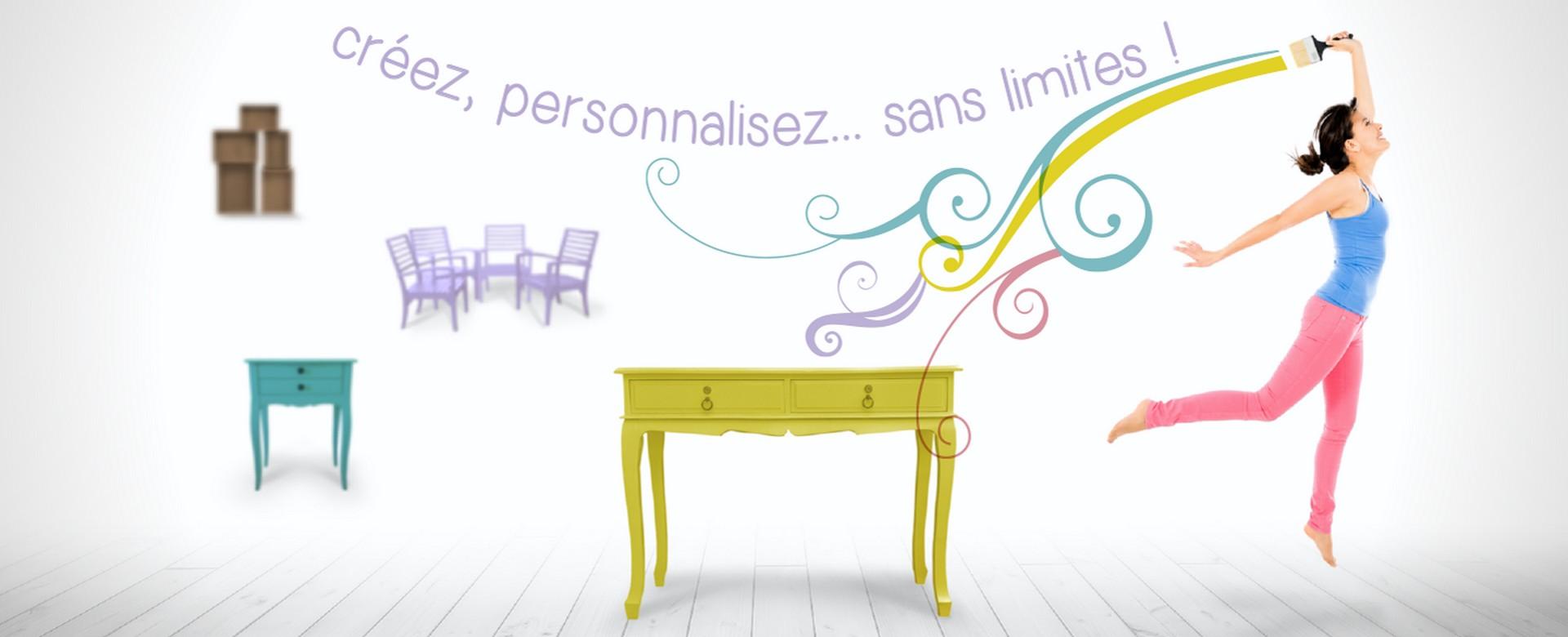 Personnalisez, créez avec Tendance by Syntilor