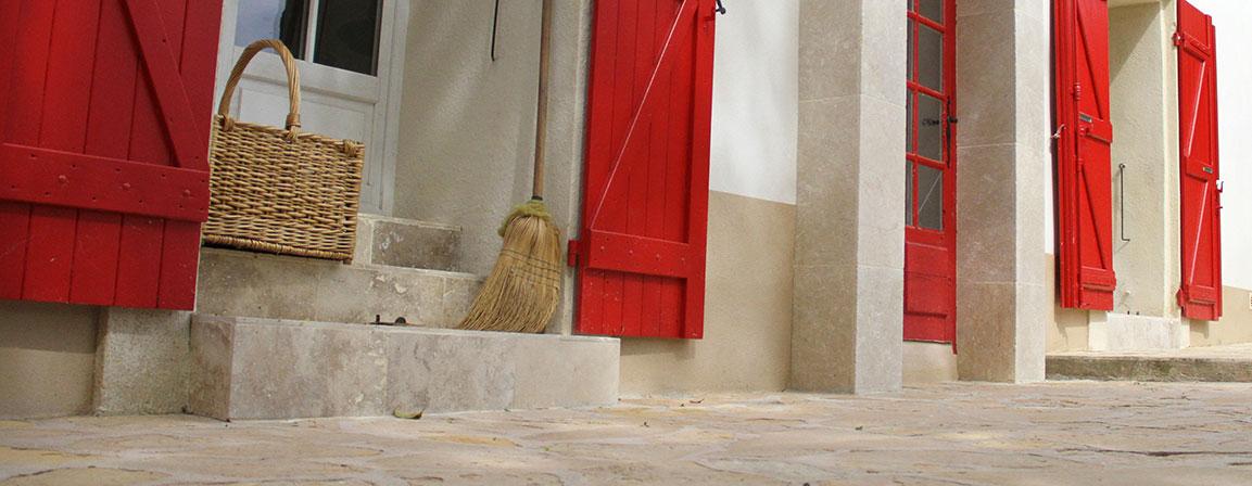 Protection murs et sols, façades, murets, dalles, pavés...
