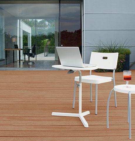 Protection bois fer et sol ext rieur comment peindre et - Peindre meuble en teck ...