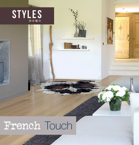 French touch for A french touch salon