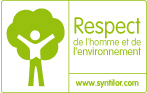 Logo respect de l'homme et de l'environnement