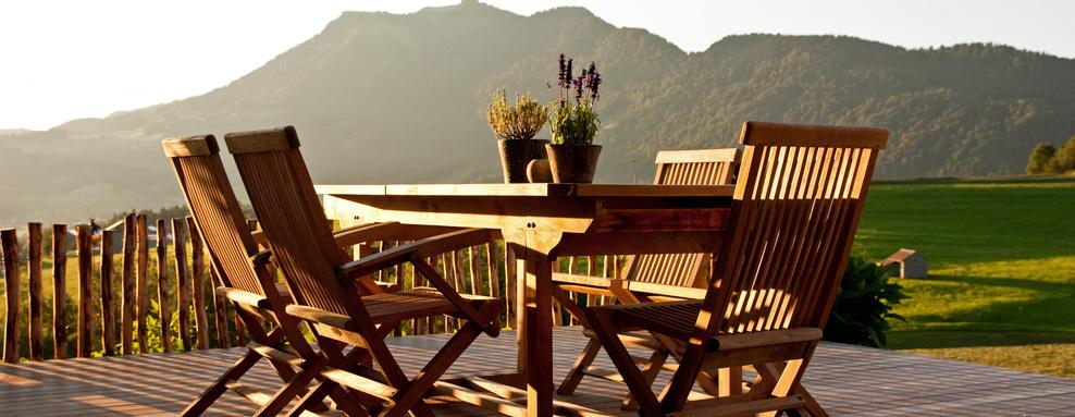 Terrasses et Mobilier de jardin