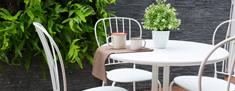 Peintures Mobilier de jardin