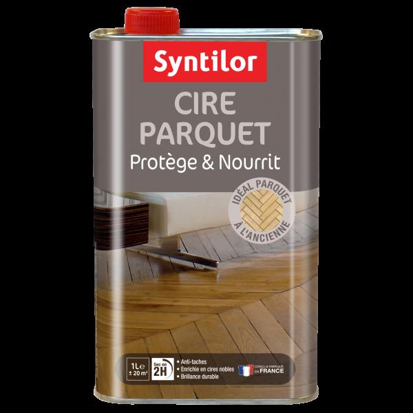 Cire Parquet 1L