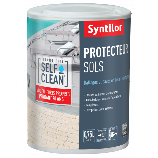 Self Clean Protecteur Sols 0,75L