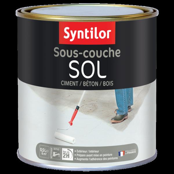 Sous-Couche Sol Syntilor : préparez votre sol avant de le peindre