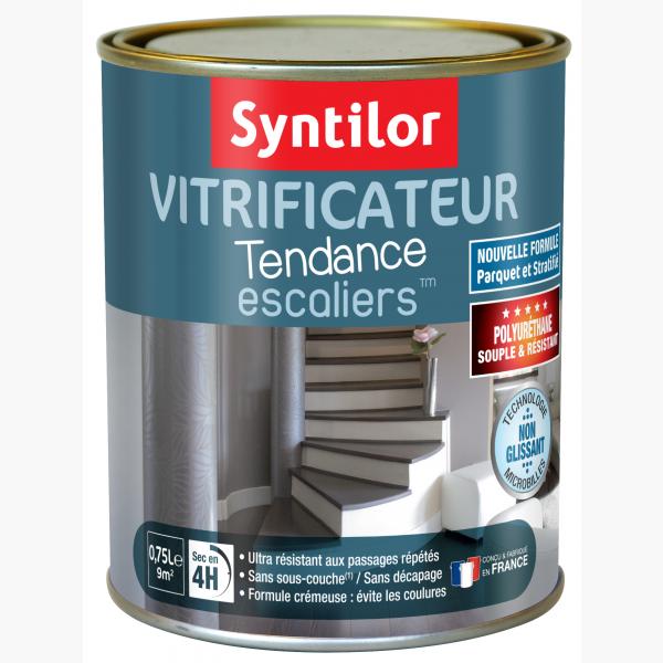 Vitrificateur tendance escaliers 0,75L