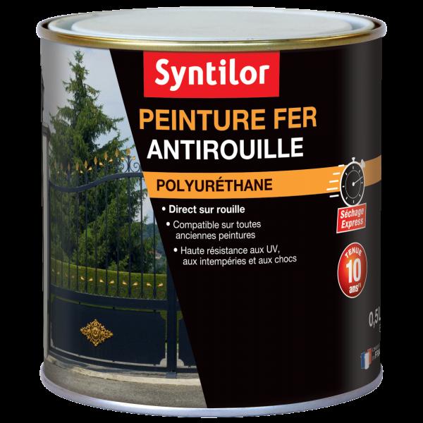 Peinture Fer Antirouille 0,5L Packaging 2020