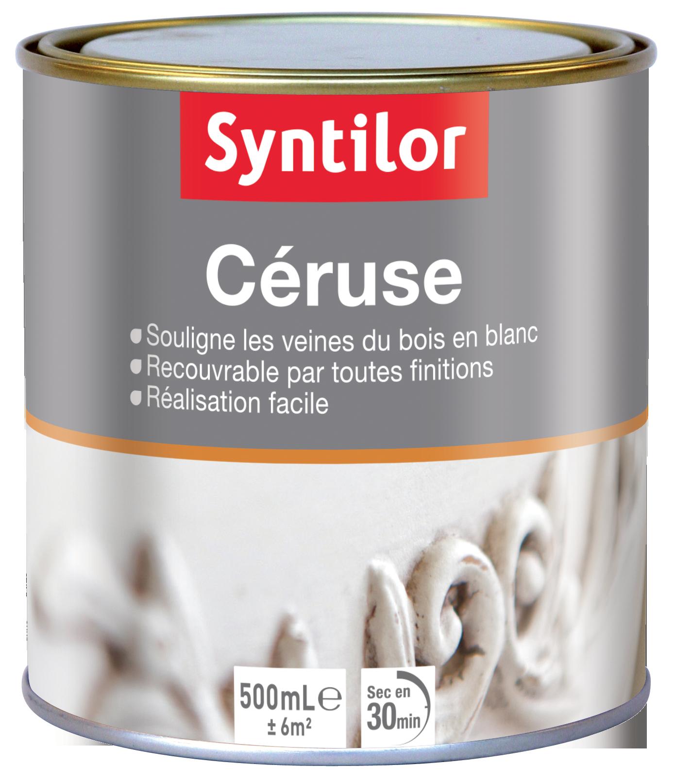 Peinture cérusée Syntilor : un cachet inimitable à vos boiseries