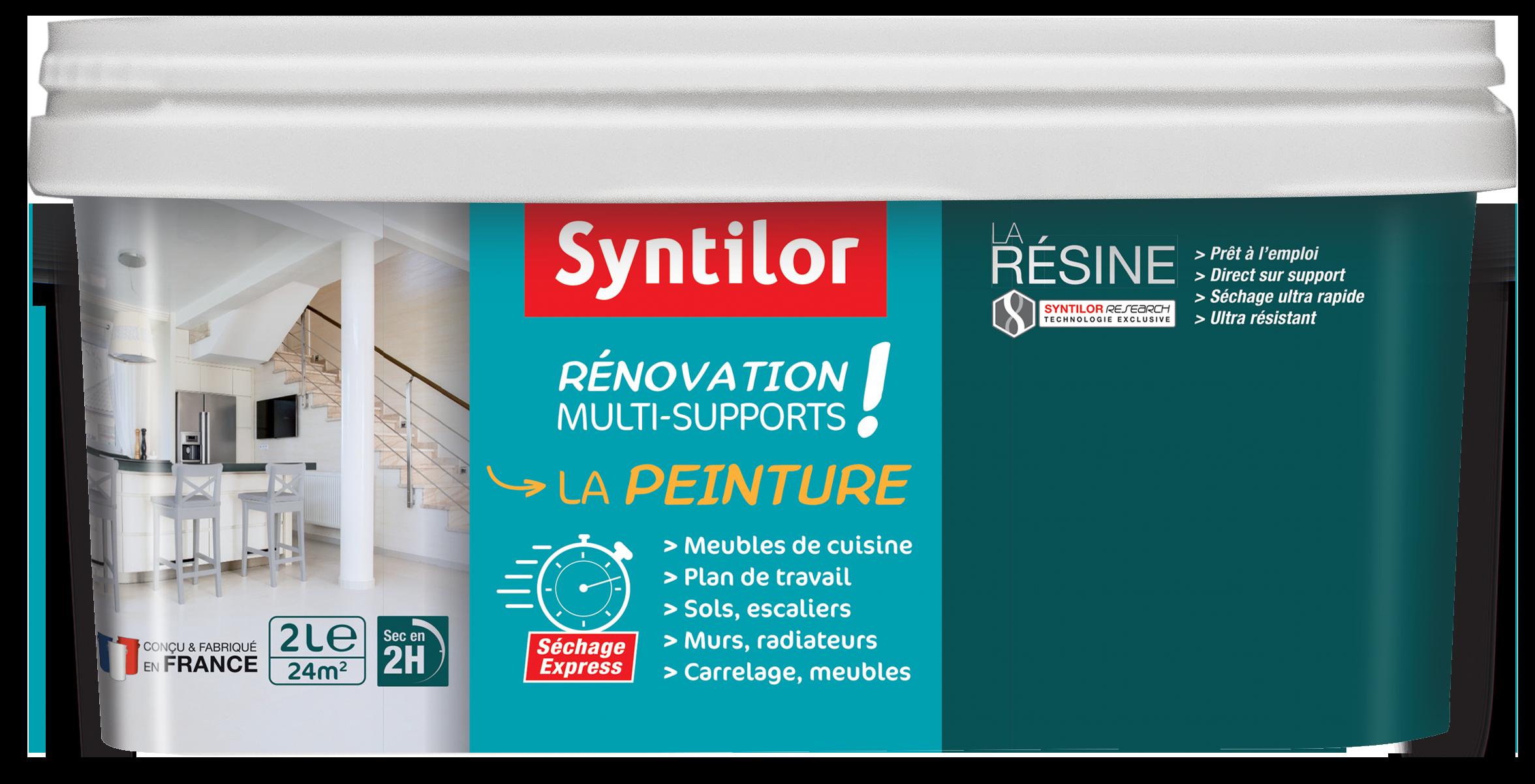 Resine Pour Peindre Meuble Bois peinture de rénovation multi-supports