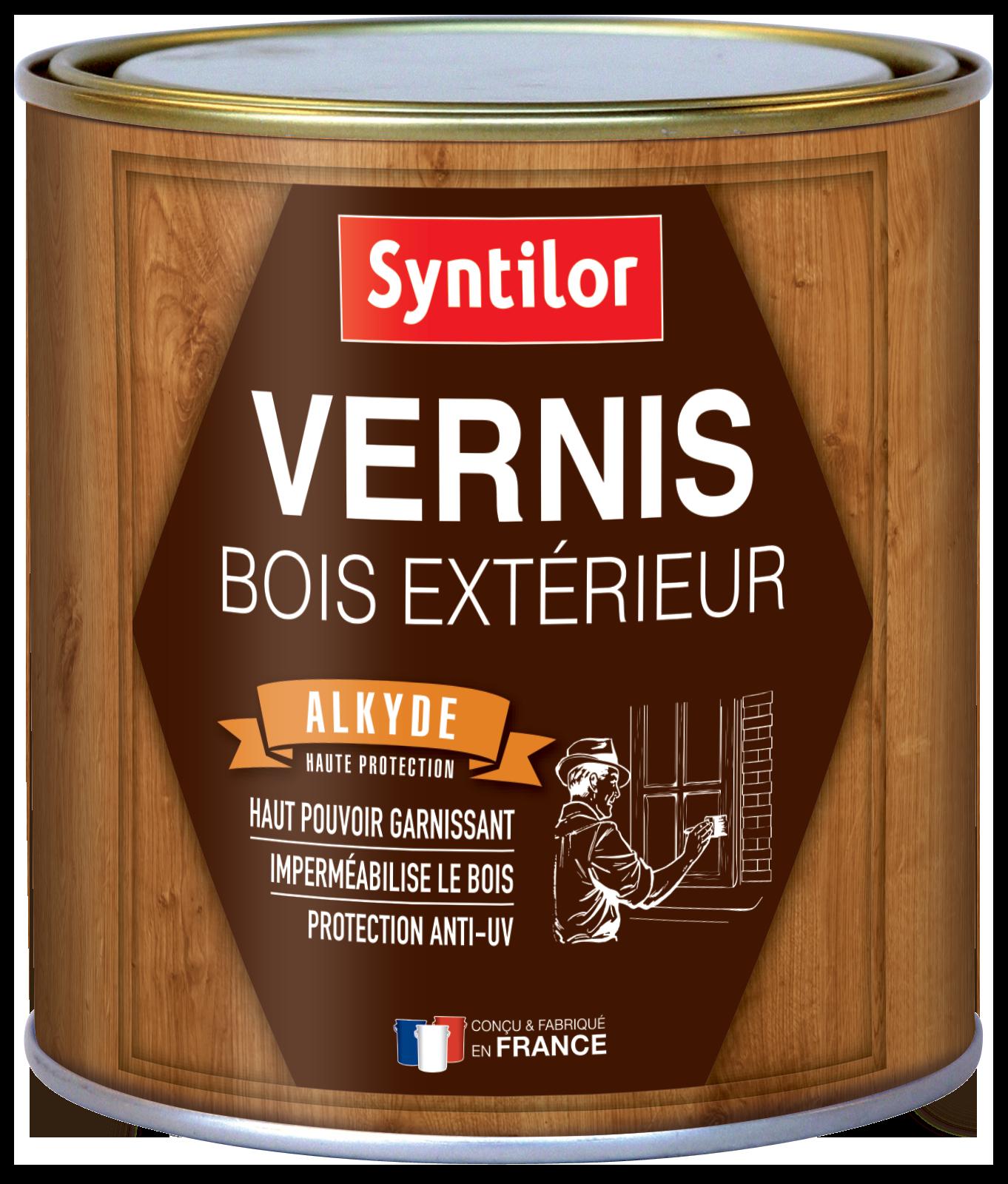 Vernis Pour Bois Exterieur
