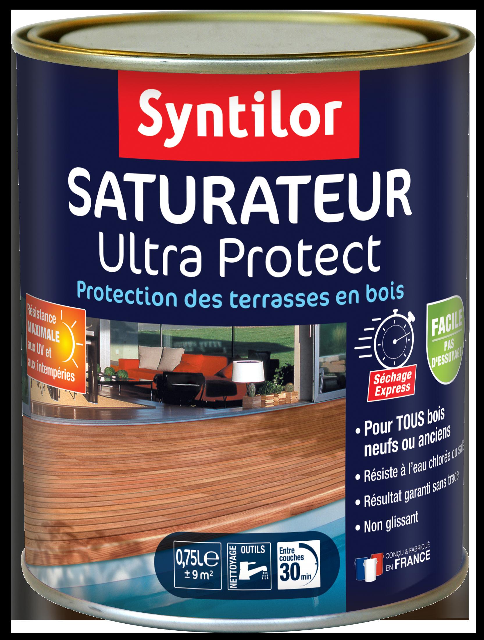 Produit Pour Nettoyer Terrasse En Bois saturateur ultra protect