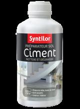 Préparateur Sol Ciment