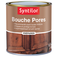 Bouche Pores (Fond dur)