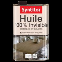 Huile 100% Invisible Meubles et Objets 0,5L