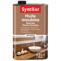 Huile Meubles Special Pieces Humides 500Ml