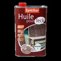 Huile Pour Teck 1L