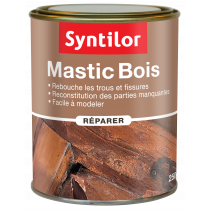 Mastic Bois Traditionnel 250g