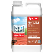 Self Clean Protecteur Toitures 2,5L