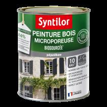 Peinture Bois Microporeuse Biosourcée-Nature Protect® 0,5L