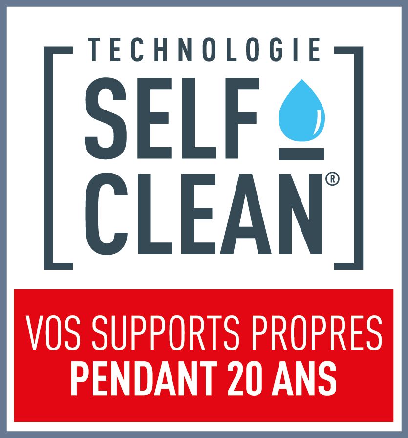 Technologie Self Clean