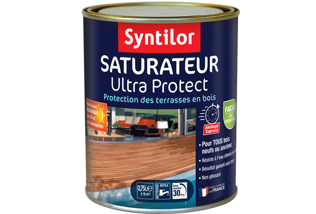 saturateur bois syntilor