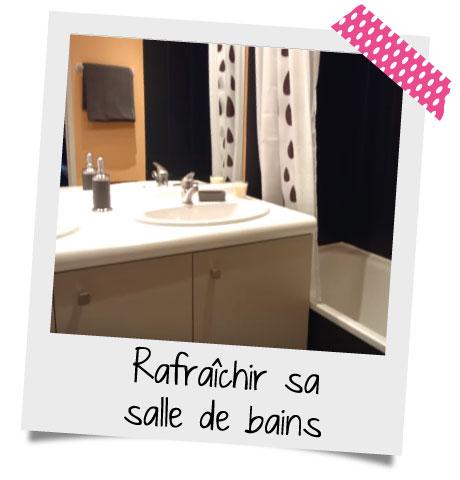 Repeindre une salle de bains