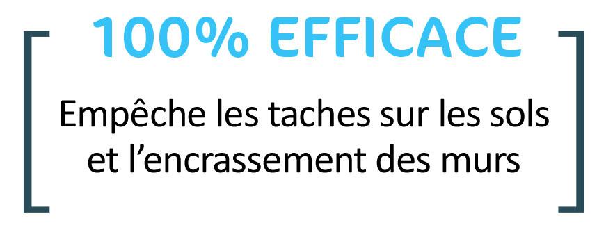 100% Efficace - Self Clean®