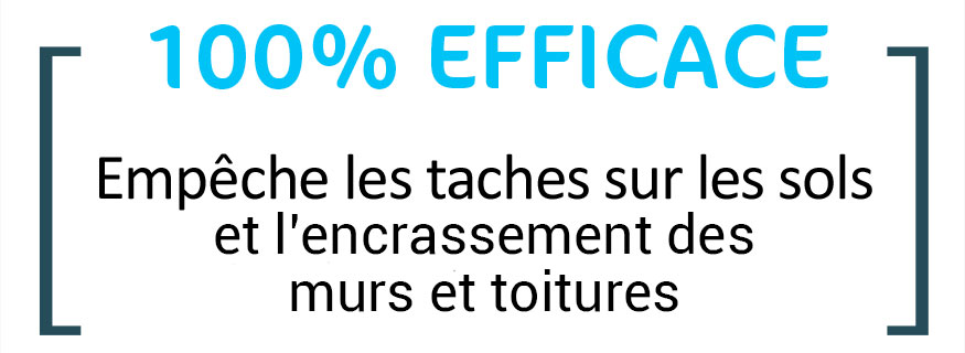 100% Efficace - Self Clean®