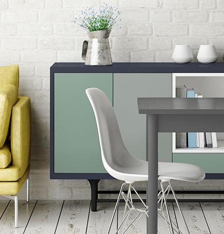Peinture déco mate meubles et objets