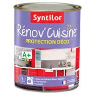 Rénover Et Relooker Sa Cuisine Salle De Bain Et Ses Sols Avec - Syntilor renov cuisine pour idees de deco de cuisine