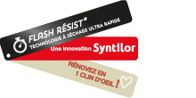 Flash Resist Technologie Syntilor