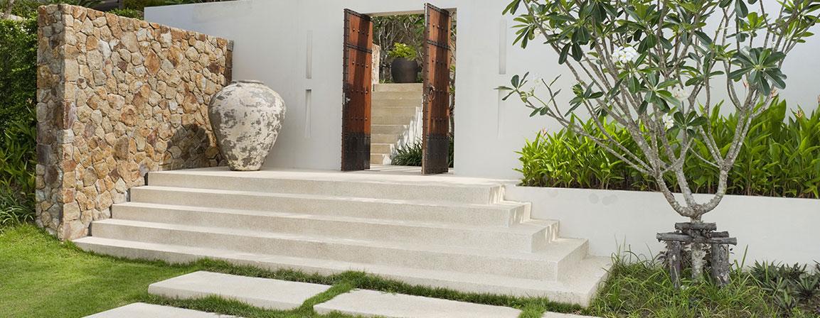 Protections murs et sols extérieurs