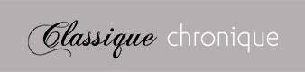 Lookbook classique chronique
